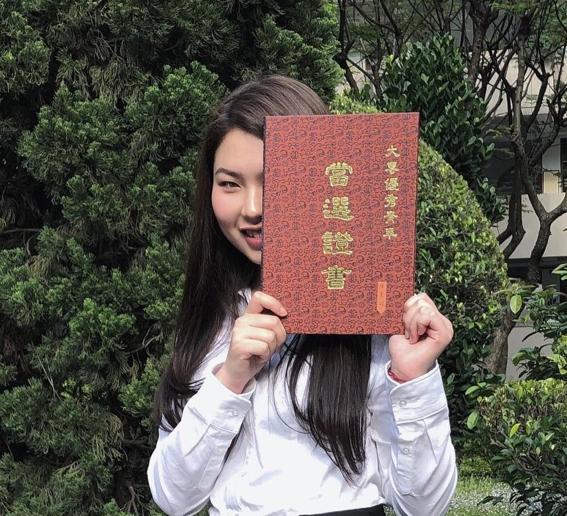 恭喜護理科四年5班陳美玲同學榮獲「107年臺北市大專優秀青年表揚」